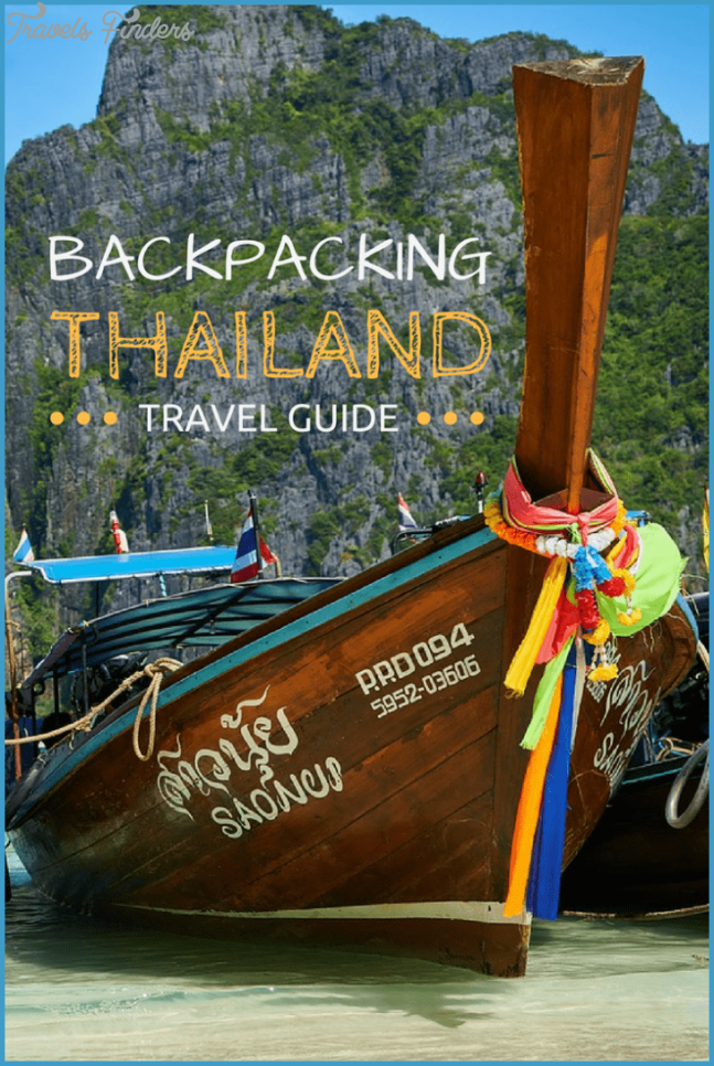 Backpacking Thailand on The Cheap