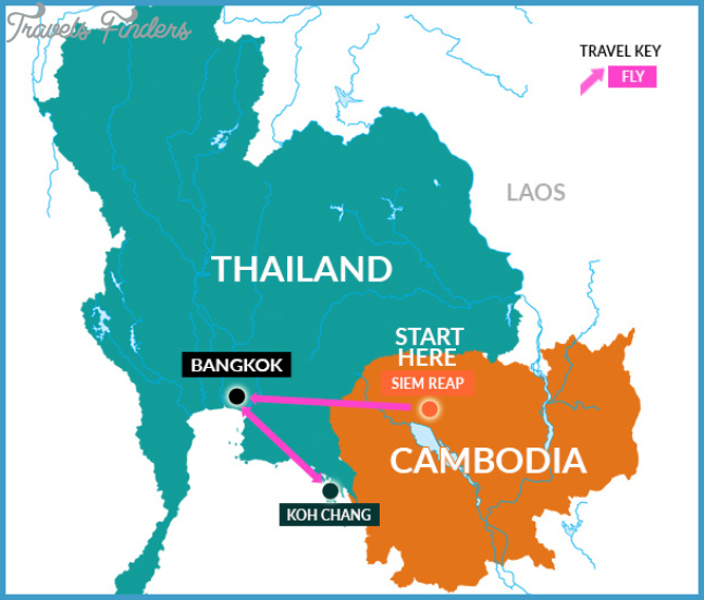8 Days Cambodia & Gulf of Thailand Temples Tour | See Asia Differntly