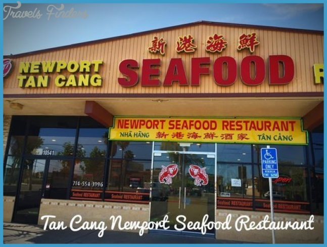 Tan Cang Newport Seafood Restaurant Reviews