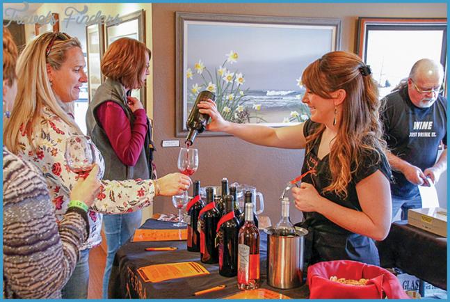 Savor Cannon Beach Wine & Culinary Festival