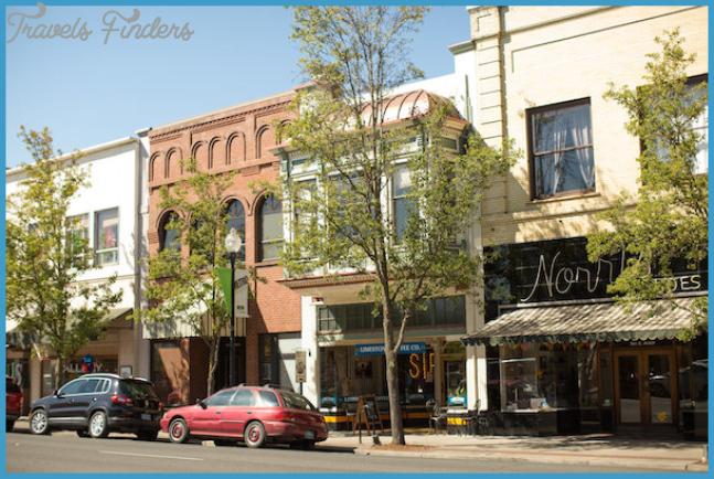 Oregon Trip Planner: Medford