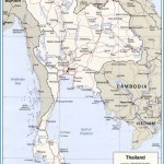 Thailand Maps - Perry-Castañeda Map Collection