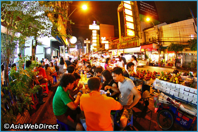 Bangkok Nightlife Areas - Where to Go at Night in Bangkok