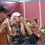 Bluegrass in Fossil - Wheeler County Bluegrass Festival