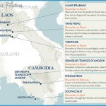 Best Time of Year to Visit Laos and Cambodia, Southeast Asia