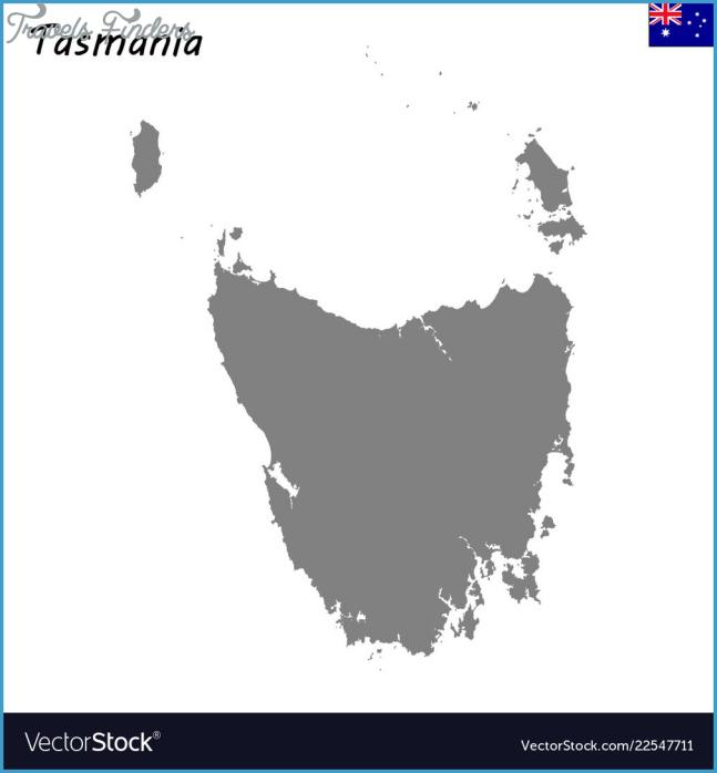 Where is Tasmania, Australia? - Tasmania, Australia Map ...