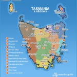 Large Tasmania Maps For Free Download And Print High Resolution