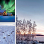 travel to lapland where is lapland lapland map3