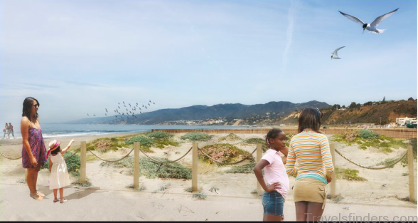 without intervention southern california could lose a majority of its beaches by 21001