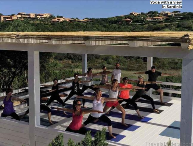 3 best travel destinations for yoga lovers