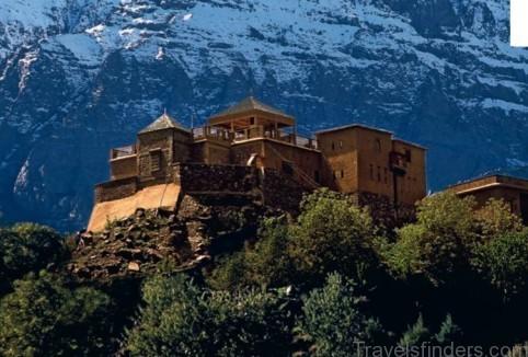 travel to kasbah du toubkal morocco