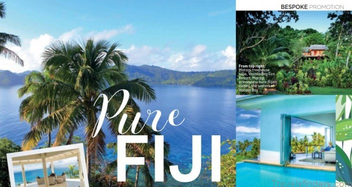how fiji does honeymoons