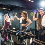 beating holiday weight gain early morning workouts cycle inspiration