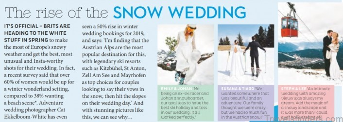 best resorts to wedding austrian alps