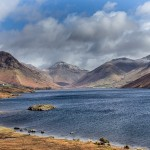map of wast water swimming and camping review of wast water