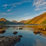 map of wast water swimming and camping review of wast water5