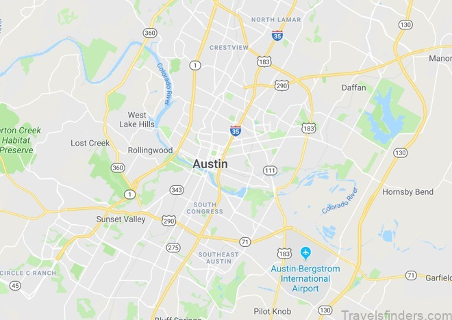 map of austin free download 3