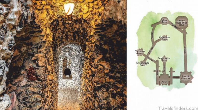 map of the hertfordshire garden visit hertfordshire garden 1