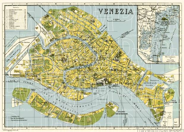 map of venice free download 1