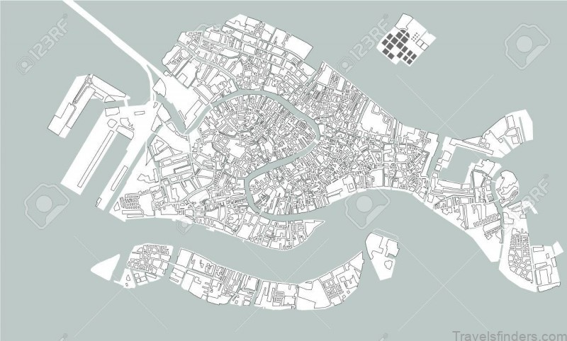 map of venice free download 2