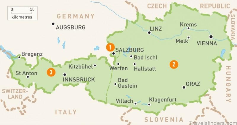 vienna map regions