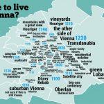 vienna region map