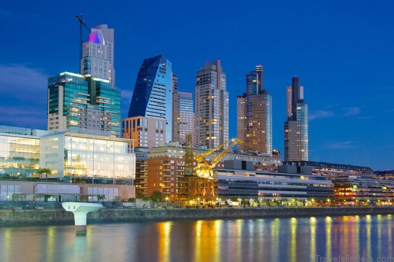 Architecture tour in Buenos Aires - Puerto Madero - Artchitectours