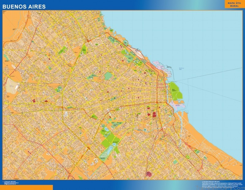 top 10 attractions in buenos aires buenos aires map in argentina