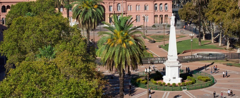 Plaza de Mayo | Official English Website for the City of Buenos Aires