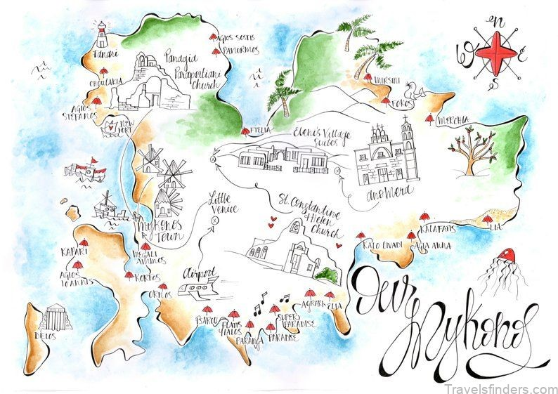 cavo tagoo reviews map of mykonos where to stay in mykonos 2
