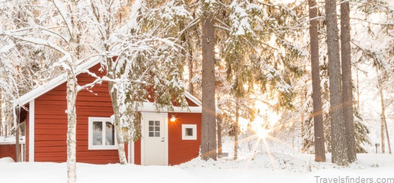 honeymoon at loggers lodge sweden 7