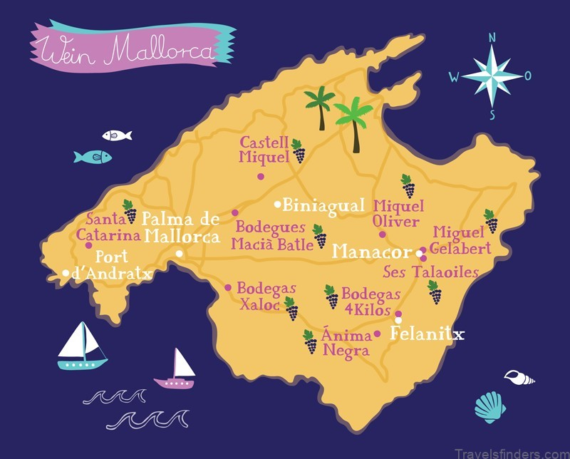 map of mallorca park hyatt reviews where to stay in mallorca 9
