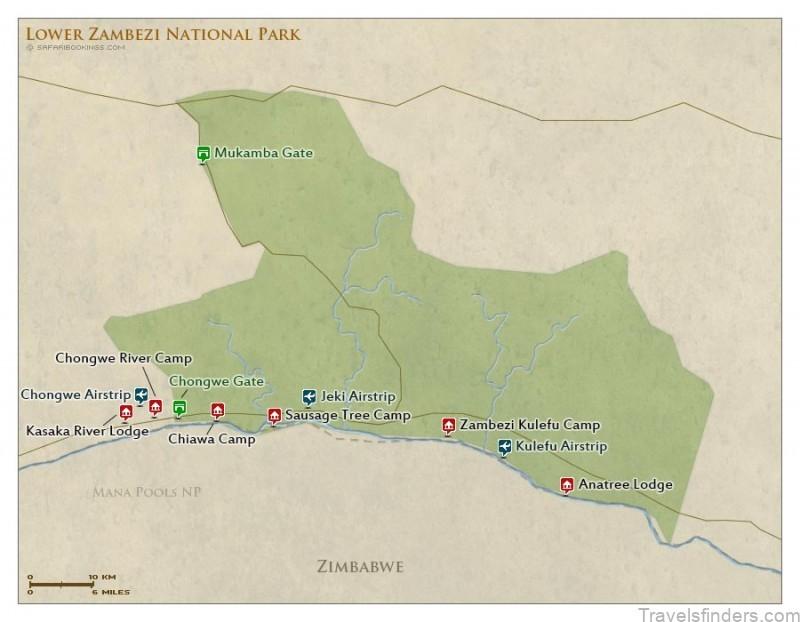 lower zambezi national park 6