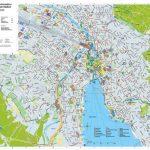 map of zurich where to stay in zurich 4